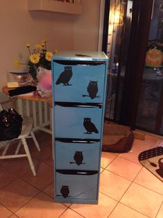 1000 images about file cabinet dressers on pinterest Upcycled metal filing cabinet