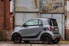 Smart EQ fortwo 2020 - Un nouveau look et une intégration numérique Mercedes Smart, Mercedes Benz, Smart Fortwo, Benz Smart, E Motor, Chrysler Pacifica, Maybach, Hyundai Sonata, Video Home