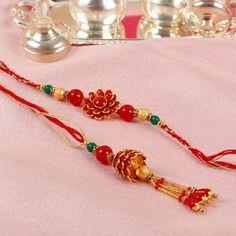 Online Rakhi Shopping – 4 Ways to Avail the Benefits! Rakhi To Usa, Buy Rakhi Online, Handmade Rakhi Designs, Rakhi Making, Raksha Bandhan, Mehndi, Beaded Bracelets, Beads, Creativity