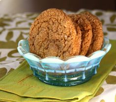 Giant Ginger Cookies for summer picnics - Crosby's Molasses
