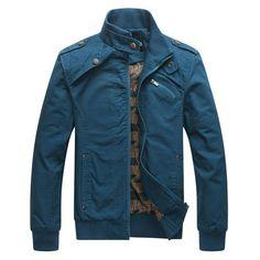 2015 New Men's Fashion Casual Jacket