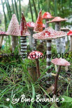 Diy Garden Sculpture Ideas Polymer Clay Ideas For 2019 # clay . Diy Garden Sculpture Ideas Polymer Clay Ideas For 2019 # clay Clay Projects, Clay Crafts, Garden Projects, Garden Ideas, Diy Garden, Ceramic Pottery, Ceramic Art, Slab Pottery, Ceramic Bowls