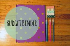 Hey There Ray: Budget Binder