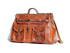 His or Hers Weekend Travel Bag.