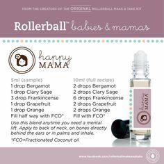 EO Rollerball Happy Mama