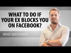 What to Do If Your Ex Blocks You on Facebook? - (More Info on: http://LIFEWAYSVILLAGE.COM/videos/what-to-do-if-your-ex-blocks-you-on-facebook/)