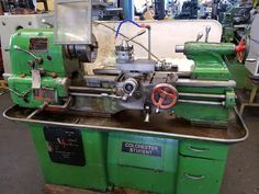 """COLCHESTER STUDENT 12"""" x 24"""" GAP BED CENTRE LATHE - BW Machine Tools"""