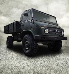 Unimog 4x4 SUV Unimog 4x4  TheUnimog 4x4 is quite easily one of the most iconic off-road vehicles ever made, it sits alongside the Land Rover Series I/II/III/Defender, the...