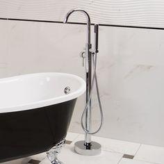 £189.95 S9 Freestanding Bath Shower Mixer