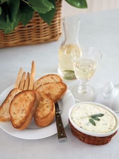 Ricotta Cheese With Fresh Herbs