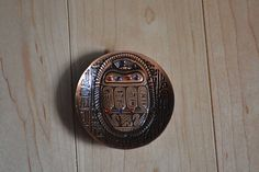 Father's day gift Ancient Egyptian magnet Scarab magnet.