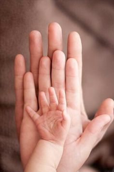 Family hands! *aww