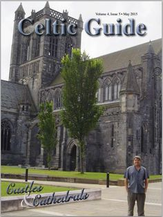 "The image you see on our cover, for this ""Castles and Cathedrals"" issue of Celtic Guide, is of Paisley Abbey, located in Paisley, Scotland.   And, yes, that is the same Paisley as in the paisley print design made popular in the 1960s, but still around today. The pattern is said to come from Iran, but it was the Scots who first figured out how to duplicate it on a mass scale.Excerpt from the introduction to our May 2015 issue by our editor, Jim McQuiston.  Download for FREE at…"