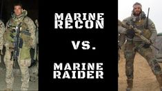 The history of Marine Recon and Marine Raiders are so intertwined it can leave someone filling a bit confused. Military Quotes, Military Life, Military History, Marine Corps Quotes, Marine Recon, I Have Your Back, Marine General, Marine Raiders, Nfl Oakland Raiders