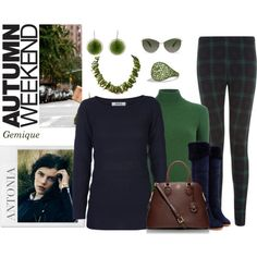 """""""Fall Dreaming"""" by gemique on Polyvore"""