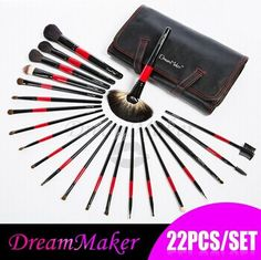 ❤ $20.94!!! Classical Professional Makeup Brushes Tools 22pcs ❤ Purchase link: http://www.aliexpress.com/store/product/DM2002/1627088_32260047932.html