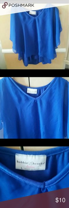 Blouse large Excellent shape Bobbie brooks Tops Tank Tops