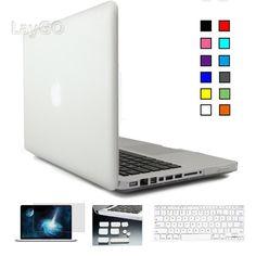 Rubbber Coated Matte Case for Macbook Air Pro Retina 11 12 13 15 Laptop Shell Case Cove for Mac Book Macbook Air 13 Pro 13 Case