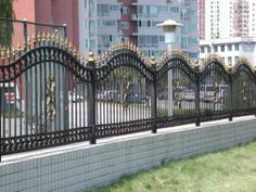 Fences On Pinterest Wrought Iron Fences Wrought Iron