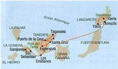 Les Iles Canaries, Espagne