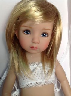 """DIANNA EFFNER LITTLE DARLING DOLL SCULPT #1 """"CUSTOM ORDER""""[NIB] WITH DRESS #Dolls. """"Piper"""" by Geri Uribe. Ends 3/13/15. Start price is $1,379,00"""