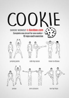 Cookie Workout