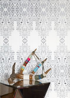 353 Best FUNKY WALLPAPER images | Wall papers, Wallpaper ...