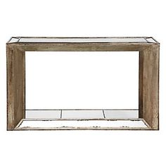 Pascual Console Table | Mirrored-furniture | Furniture | Z Gallerie