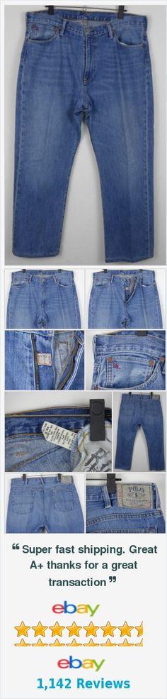 Polo Ralph Lauren 67 Vintage Jeans 38 X 30 Measures 39 x 30 Med Blue Wash Cotton http://www.ebay.com/itm/Polo-Ralph-Lauren-67-Vintage-Jeans-38-X-30-Measures-39-x-30-Med-Blue-Wash-Cotton-/272238255089?ssPageName=STRK:MESE:IT