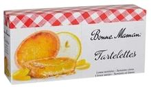 Bonne Maman Lemon Tartlets | These crispy, flavorful tartelettes, made with natural ingredients (no conservatives, no coloring agents), are delicious traditional afternoon snack treats. Afternoon Snacks, Afternoon Tea, Granola, Lemon Tartlets, French Cookies, French Food, Grocery Store, Treats, Fruit