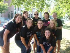 Fall 08 pledge class