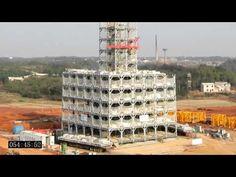 Construir el edificio más alto del mundo en 90 días