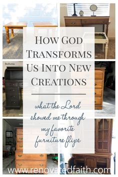 How God Transforms R