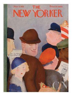 November 5, 1932 - William Cotton