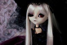 Creepy Halloween ;)   by Siniirr Creepy Halloween, Wigs, Goth, Kitty, Style, Fashion, Gothic, Little Kitty, Swag