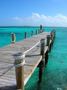Royal Caribbean's Private Island, Coco Cay, Bahamas