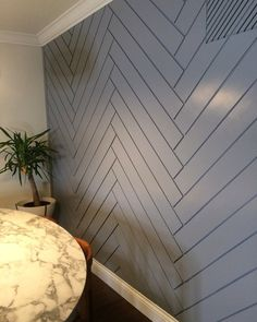 Fireplace Accent Walls, Herringbone Fireplace, Herringbone Wall, Fireplace Wall, Dining Room Feature Wall, Feature Wall Bedroom, Accent Walls In Living Room, Bedroom Accent Walls, Bathroom Accent Wall