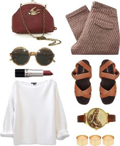 """""""outfit 72"""" by almoghatouel ❤ liked on Polyvore"""