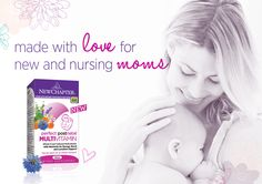 Made with Love!  http://www.newchapter.com/moms/perfect-postnatal #PerfectPostnatal multivitamin