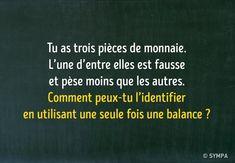 #ENIGME #DEVINETTE #REFLEXION
