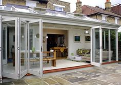 Folding Sliding Doors in Hammersmith, West London