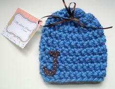 Baby boy gift - baby boy hat - newborn baby gift - baby boy gift - newborn baby hat - monogram baby gift - monogram baby hat