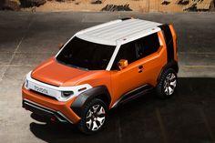 Foto - Toyota FT-4X Concept: la piccola off-road