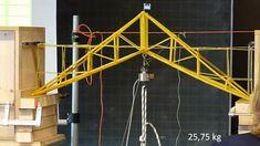 Spaghetti bridge contest 2010 TU Delft - Team RVS Make a bridge with 100 pieces of spagetti.