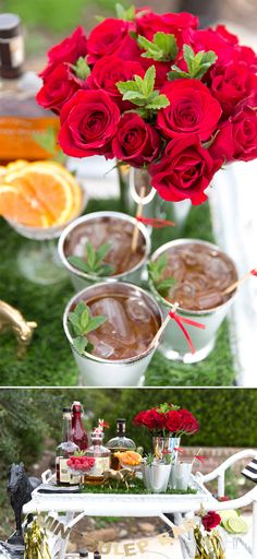 Celebrate the Kentucky Derby from home! From recipes to DIY ideas, we have 5 fabulous ways to host a Kentucky Derby Party!