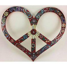 Peace Heart <3