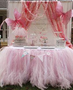 Princess/ballerina party