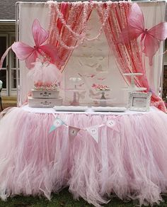 Princess/ballerina party