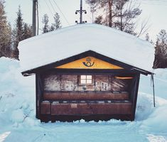 "3 gilla-markeringar, 0 kommentarer - experience management (@experience__management) på Instagram: ""Mailboxes in Swedish Lapland I would like to post 100 more pictures from our Lapland trip with our…"""