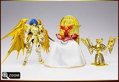 聖闘士聖衣神話EX ジェミニサガ(神聖衣)サガサーガプレミアムセット